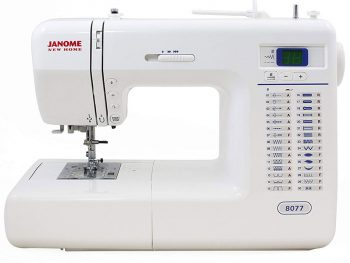 Janome 8077 Sewing Machine Review