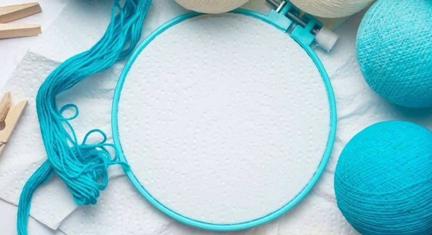 Craft DIY 7.2 to 10.6 Inches Needlework 4-Piece Cross Stitch Hoops Adjustable Bamboo Circles for Sewing Embroidery Hoops Quilting