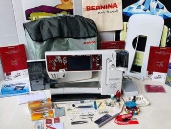 Bernina 830 Reviews