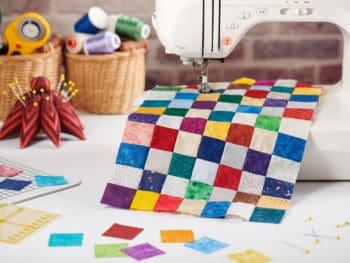 Make a Block Quilt
